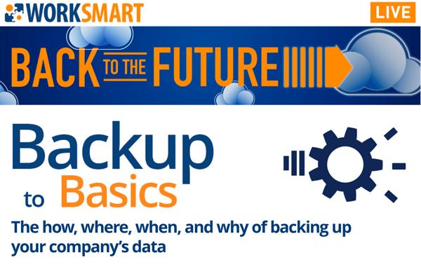 Watch the Basics of Backup Planning Webinar