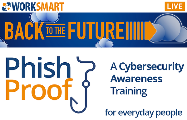 Fill out the form to watch a recording of our cybersecurity awareness training.
