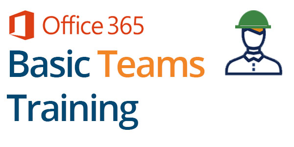 Watch a recording of our Microsoft Teams training.