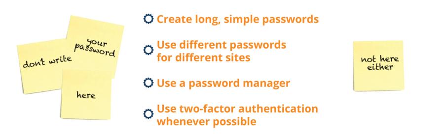 Password Guidelines