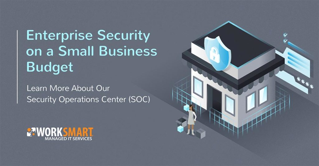 Learn more about our Security Operations Center