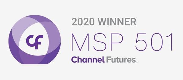 MSP 501 Winner