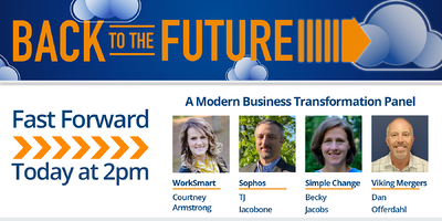 Register for 'Fast Forward' Webinar