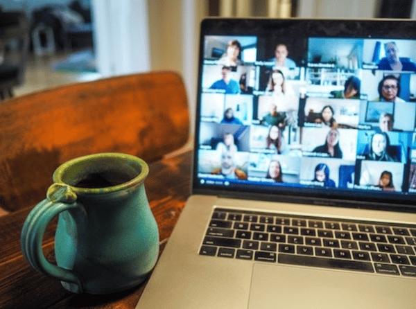 Big virtual meeting