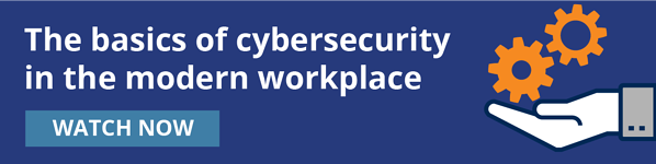The basics of cybersecurity in the modern workplace.