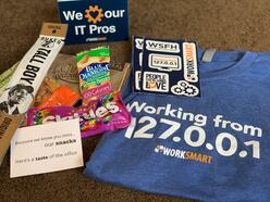 Employee gifts for IT Professionals Day